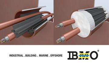 IBMO (Kablo ve Boru Geçiş Zıvana Dolgusu)